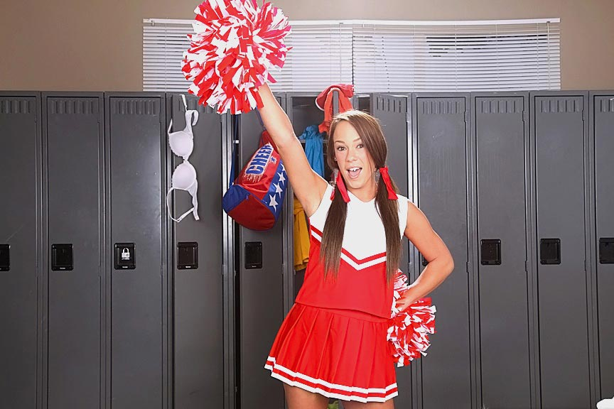 Cheerleader model images, stock photos vectors