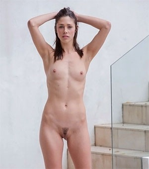 Skinny Teen Girl Naked