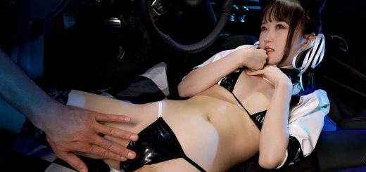 JAPANESE GIRL IN SEXY COSPLAY