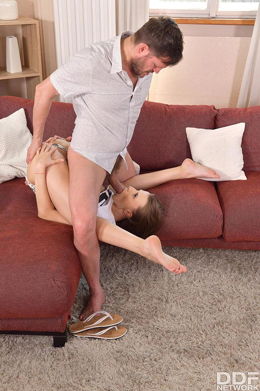 Sex with stepfather