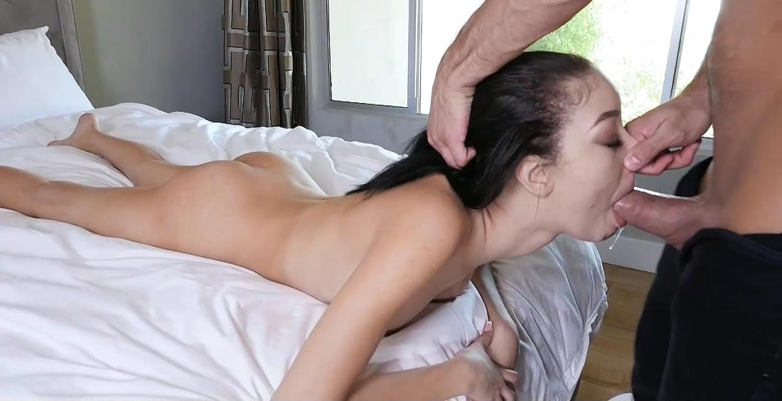 Submissive Teen Gets Fucked Hard