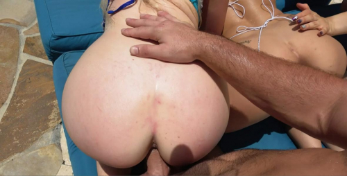 Group sex pussy pounding